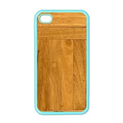 Wood Design Apple Iphone 4 Case (color)