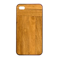 Wood Design Apple iPhone 4/4s Seamless Case (Black)