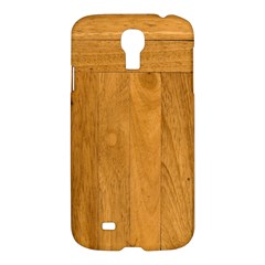 Wood Design Samsung Galaxy S4 I9500/I9505 Hardshell Case