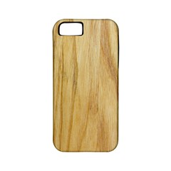 Light Wood Apple iPhone 5 Classic Hardshell Case (PC+Silicone)