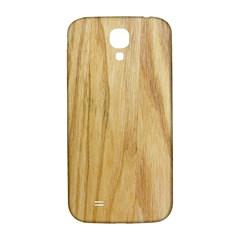 Light Wood Samsung Galaxy S4 I9500/I9505  Hardshell Back Case