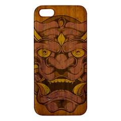 Demon iPhone 5 Premium Hardshell Case