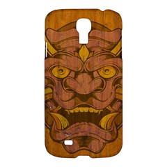 Demon Samsung Galaxy S4 I9500/i9505 Hardshell Case