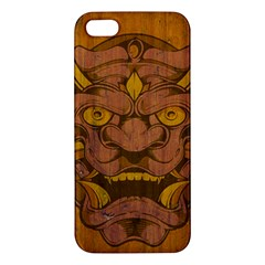 Demon iPhone 5S Premium Hardshell Case