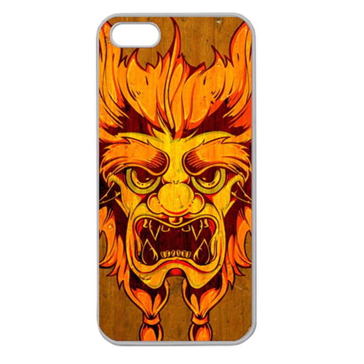 Oni Apple Seamless iPhone 5 Case (Clear)