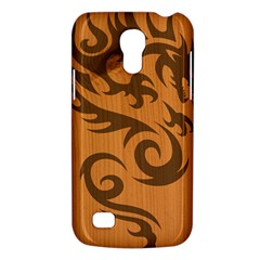 Tribal Dragon Samsung Galaxy S4 Mini Hardshell Case