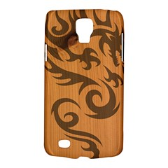 Tribal Dragon Samsung Galaxy S4 Active (I9295) Hardshell Case