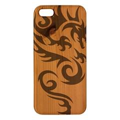 Tribal Dragon iPhone 5S Premium Hardshell Case