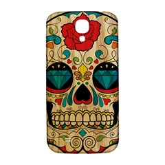 Sugar Skull Samsung Galaxy S4 I9500/i9505  Hardshell Back Case