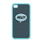 Hello Apple iPhone 4 Case (Color) Front