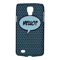 Hello Samsung Galaxy S4 Active (i9295) Hardshell Case