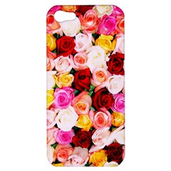Stop & Smell the iPhone Apple iPhone 5 Hardshell Case