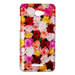 Stop & Smell the iPhone HTC Butterfly (X920e) Hardshell Case