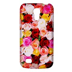 Stop & Smell the iPhone Samsung Galaxy S4 Mini Hardshell Case