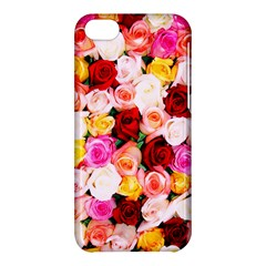 Stop & Smell The Iphone Apple Iphone 5c Hardshell Case