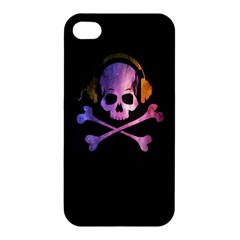 Rock Out With Your Skull Out    Apple Iphone 4/4s Hardshell Case