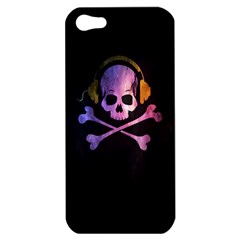 Rock out with your Skull out... Apple iPhone 5 Hardshell Case