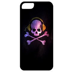 Rock out with your Skull out... Apple iPhone 5 Classic Hardshell Case
