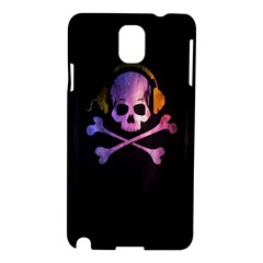 Rock out with your Skull out... Samsung Galaxy Note 3 N9005 Hardshell Case