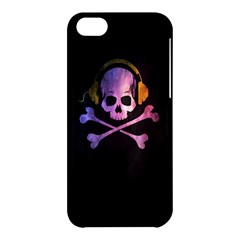 Rock Out With Your Skull Out    Apple Iphone 5c Hardshell Case