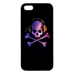 Rock out with your Skull out... iPhone 5S Premium Hardshell Case