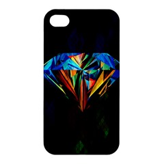 Diamonds are forever. Apple iPhone 4/4S Premium Hardshell Case