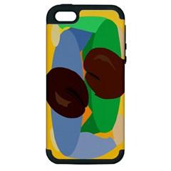 Hug Apple iPhone 5 Hardshell Case (PC+Silicone)