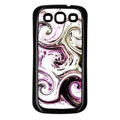 L448 Samsung Galaxy S3 Back Case (Black)