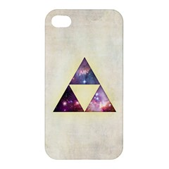 Cosmic Triangles Apple Iphone 4/4s Hardshell Case