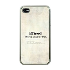 Itired Apple Iphone 4 Case (clear)