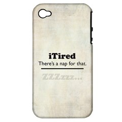 Itired Apple Iphone 4/4s Hardshell Case (pc+silicone)