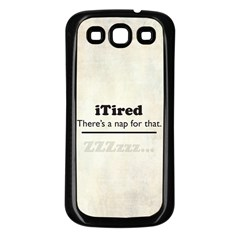 Itired Samsung Galaxy S3 Back Case (black)