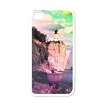 Lighthouse Apple iPhone 4 Case (White) Front