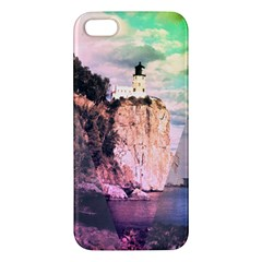 Lighthouse iPhone 5 Premium Hardshell Case