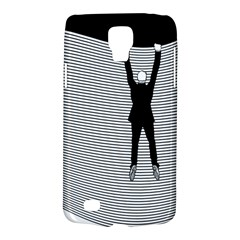 hang On The Phone!  Samsung Galaxy S4 Active (i9295) Hardshell Case