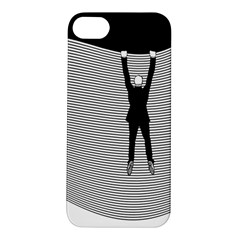 Hang On The Phone!  Apple iPhone 5S Hardshell Case