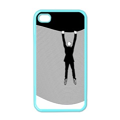 Hang On The Phone!  Apple iPhone 4 Case (Color)