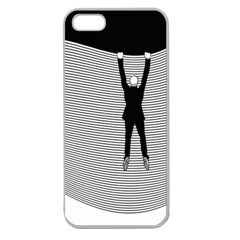 hang On The Phone!  Apple Seamless Iphone 5 Case (clear)