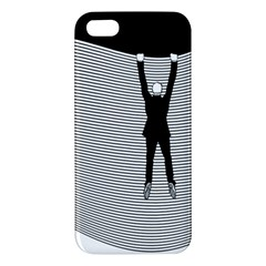 Hang On The Phone!  iPhone 5 Premium Hardshell Case