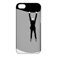 Hang On The Phone!  Apple iPhone 5C Hardshell Case