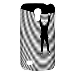 Hang On The Phone!  Samsung Galaxy S4 Mini Hardshell Case