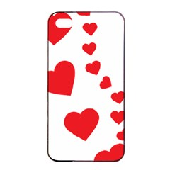 Follow Your Heart Apple iPhone 4/4s Seamless Case (Black)