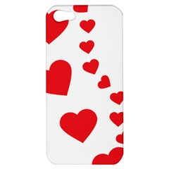 Follow Your Heart Apple Iphone 5 Hardshell Case