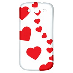 Follow Your Heart Samsung Galaxy S3 S III Classic Hardshell Back Case