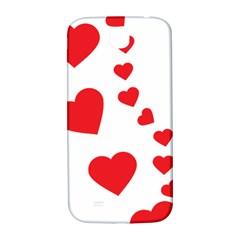 Follow Your Heart Samsung Galaxy S4 I9500/i9505  Hardshell Back Case