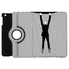 Hang On! Hang On!  Apple iPad Mini Flip 360 Case