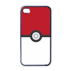 Let s Catch  Em All! Apple iPhone 4 Case (Black)
