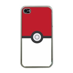 Let s Catch  Em All! Apple iPhone 4 Case (Clear)