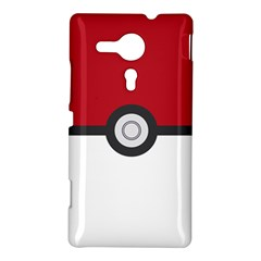 Let s Catch  Em All! Sony Xperia Sp M35H Hardshell Case