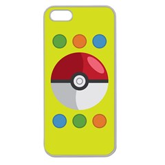Starters Apple Seamless iPhone 5 Case (Clear)